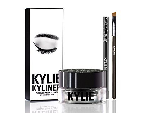 KYLIE KYLINER Eyeliner and Gel Liner Set Black by Kylie Cosm