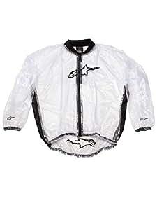 Alpinestars Mud Jacket, Small, Clear