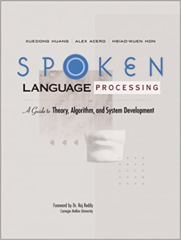 Speech Synthesis And Recognition Holmes Pdf Free
