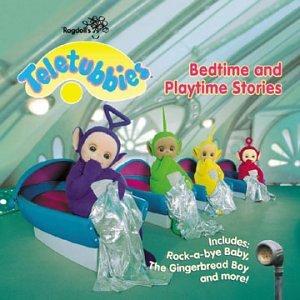 Teletubbies Bedtime Amp Playtime Stories Amazon Com Music