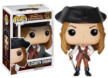 Pirates of the Caribbean Elizabeth Swan Pop! Vinyl Figure