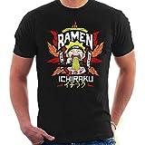 Camiseta Naruto Ramen- Anime - Masculina - GG