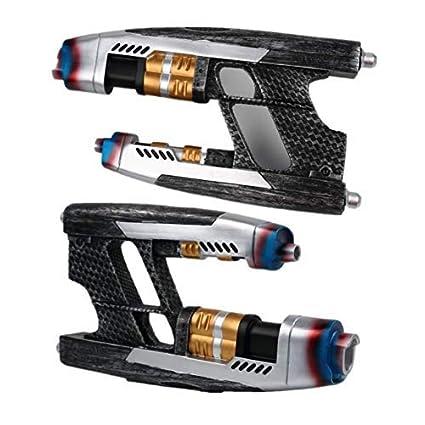 Amazon Com Yacn Star Lord Gun Blaster Cosplay Replica For Guardians