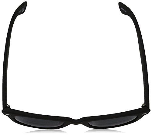 Negro Sunglasses Istanbul Smoke Gafas 001 Black Adulto Sol de Unisex Matt qw4pAHSZ