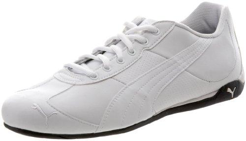 PUMA Repli Cat III L Sneaker,White/White,US Women's 10.5 B/US Men's 9 D by PUMA