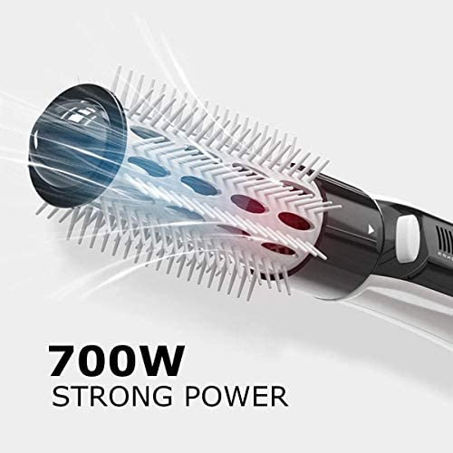 Hair Dryer Brush One Step Hair Dryer & Styling Air Paddle Volumizer Brush Negative Ion Generator Hair Straightener Curler for Hot Comb Wet Dry  OlHW3