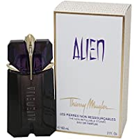 Thierry Mugler Alien Non Refillable Stones Eau De Parfum Spray for Women, 2 Ounce