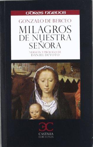 Milagros de Nuestra Señora (Spanish Edition)