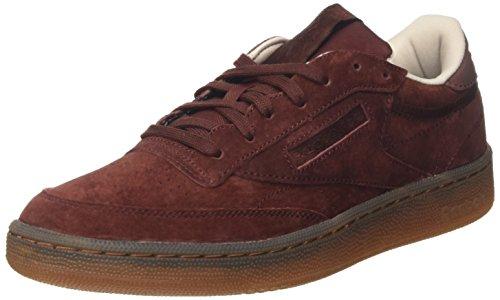 C Chaussures Club Homme Reebok G Burnt de Sienna gum Chalk Gymnastique 85 Orange Stone Sand 5w1FqdFI