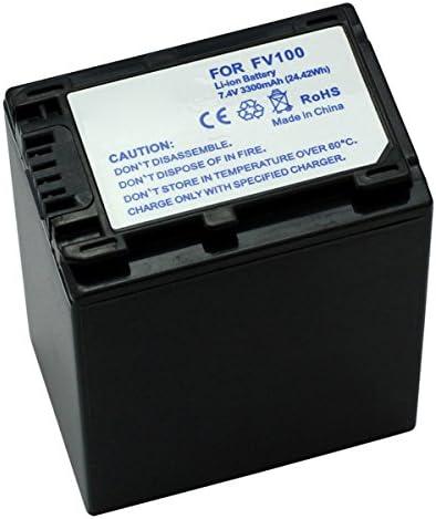 Batteria Hi-Quality per Sony DCR-SR57E