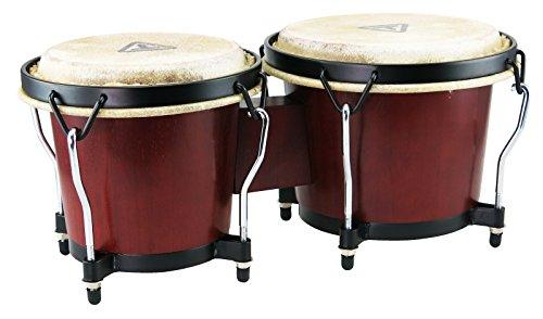 Tycoon Percussion 6 Inch & 7 Inch Ritmo Bongos