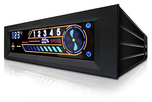NZXT SENTRY 2 5.25 Touch Screen Full System Fan Controller / SEN2-001 (Touch Screen Fan Controller)