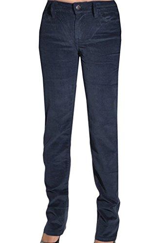 Corduroy Skinny Leg Pants - 7