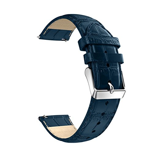 For Huawei Asus Zenwatch 2 ,Outsta 18mm Leather Strap Replac