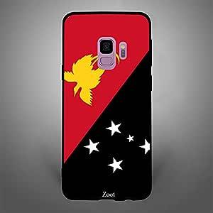 Samsung Galaxy S9 Papua New Guinea Flag