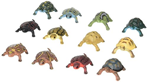 (Darice Plastic Turtles (Package of 12) - 2 Inches)