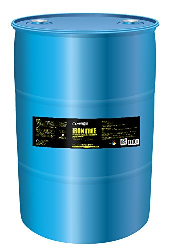 Nanoskin (NA-IFE7040) Iron Free Paint, Wheel And Glass Decontamination Fall Out Remover - 55 Gallon