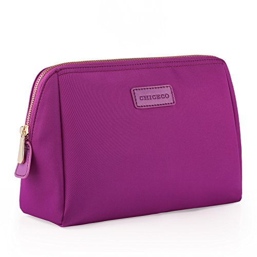 CHICECO Large Makeup Bag Toiletry Bag for Women Skincare Cosmetic Pouch – (Clutch Cosmetic Bag)