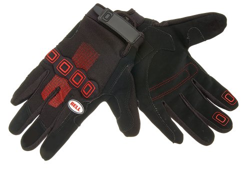 Bell Duster Large to X-Large Off-Road Motorcycle Gloves
