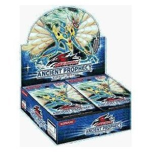 YuGiOh 5D's Ancient Prophecy Booster Box (24 Packs) ()