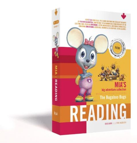 Mia's Reading Adventure: The Bugaboo Bugs by Kutoka US Software