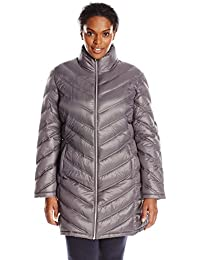 Plus Size Down Coats