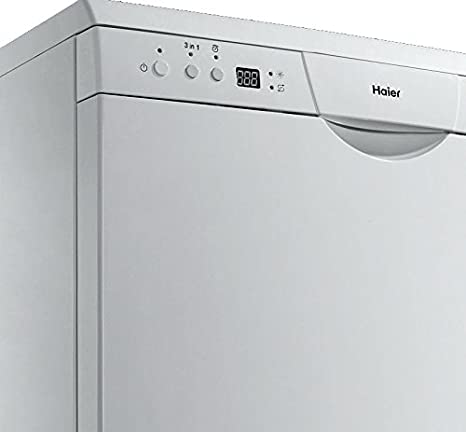Haier DW12-TFE3 lavavajilla Independiente 12 cubiertos A ...
