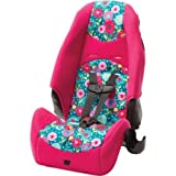 Cosco Highback Booster Car Seat, Spring Day
