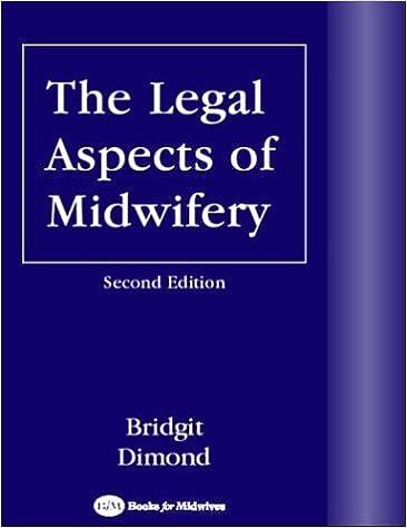 legal aspects of medicine dimond bridgit