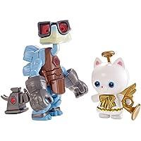 """Disney /Pixar Toy Story 4 """"Figura de Angel Kitty y Raygon, paquete de 2"""