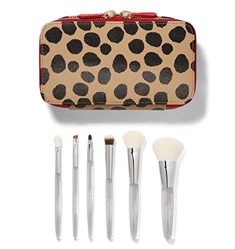 Trish McEvoy Power of Brushes Carpe Diem Leopard Brush Set