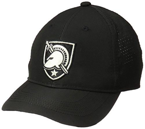 NCAA Army Black Knights Cool Breeze Cap, Adjustable Size, Black