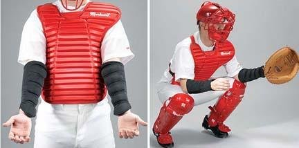 Markwort Adult CatcherÕs Protective Inner Forearm Sleeves - 1 Pair