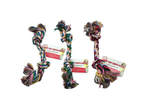 Dog rope toy - Case of 144