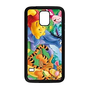 DAZHAHUI Disney happy animals world Cell Phone Case for Samsung Galaxy S5