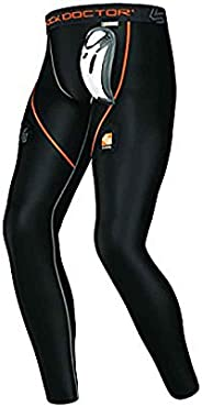 Shock Doctor 363 Adult Core Hockey Pant, Blk, B/S