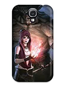IwBPMJc3378yqwaP Anti-scratch Case Cover DPatrick Protective Dragon Age Origins Case For Galaxy S4