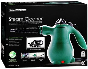 Living Solutions Portable Steam Cleaner