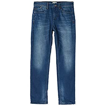 Timberland Stretch Straight Jeans For Men  - Blue 31