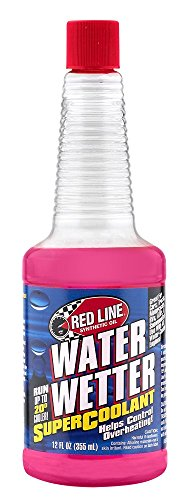 Max Power Fuel Line (Red Line 80204 Water Wetter - 12 oz.)
