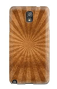 New Snap-on Jessillers Skin Case Cover Compatible With Galaxy Note 3- Retro