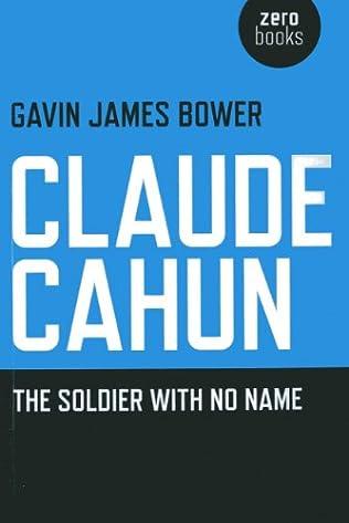 book cover of Claude Cahun