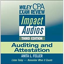 Wiley CPA Exam Review Impact Audios: Auditing and Attestation