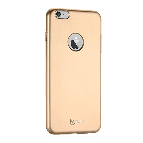 Wkae Lenuo PC Ultra-dünner Schlagschutz-Fall für iPhone 6 u. 6s ( Size : Ip6g1530j )