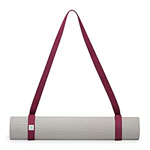 Well-Being-Matters 41FAg7yWXQL._SS300_ Gaiam Easy-Cinch Yoga Mat Sling, 1 Count