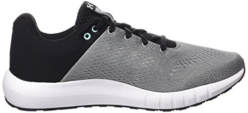 Micro Pursuit UA Armour Steel Under Running Gris W G para Mujer de 106 Zapatillas qStTaX