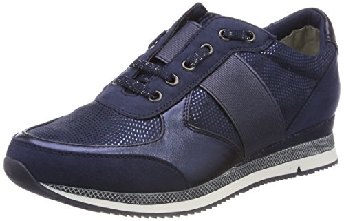 Zapatillas 23711 Azul para Tozzi Marco Comb Navy Mujer PCFwaExq