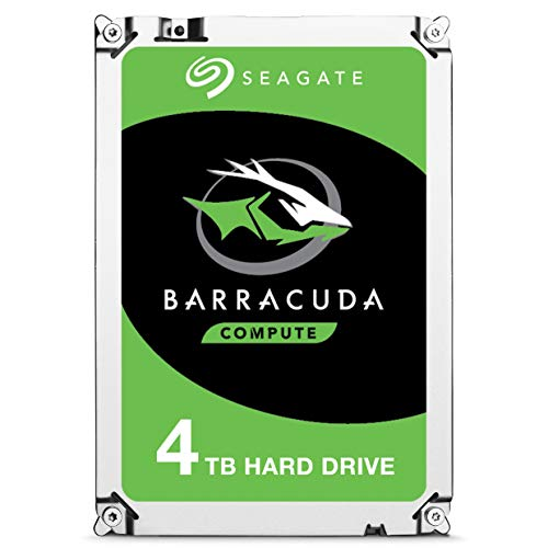 Seagate BarraCuda Internal Hard Drive 4TB SATA 6Gb/s 256MB Cache 3.5-Inch - Frustration Free Packaging (ST4000DM004) by Seagate (Image #4)