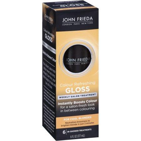 John Frieda Colour Refreshing Gloss for Cool Blondes 6 fl oz