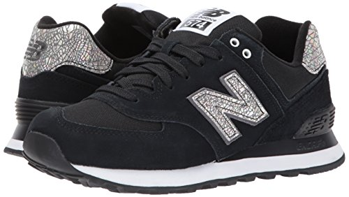 black magnet New Negro Balance Running 574 De Para Zapatillas Mujer R8Rxpqw